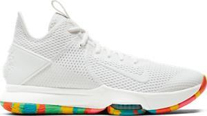 Nike LEBRON WITNESS IV SUMMIT WHITE/SUMMI