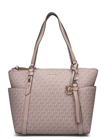 Michael Kors Bags Md Tz Tote Bags Top Handle Bags Ruskea Michael Kors Bags TRUFFLE