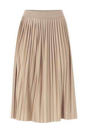 Vero Moda Hame vmLexi H/W Pleat Calf Skirt