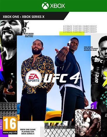 EA Sports UFC 4, Xbox One -peli