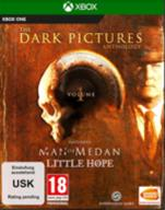 The Dark Pictures Anthology: Man of Medan + Little Hope, Xbox One -peli