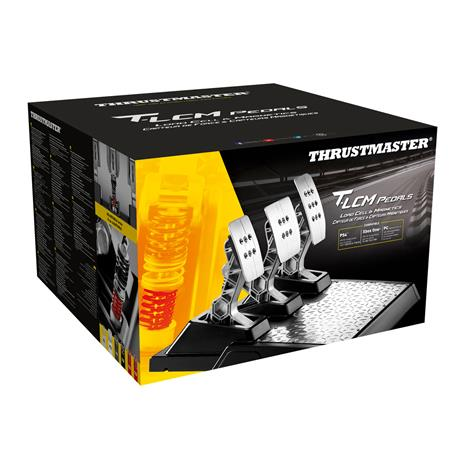 Thrustmaster T-LCM Pedals, PC/PS4/Xbox One -peliohjain