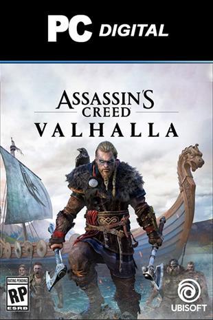 Assassin's Creed: Valhalla, PC -peli