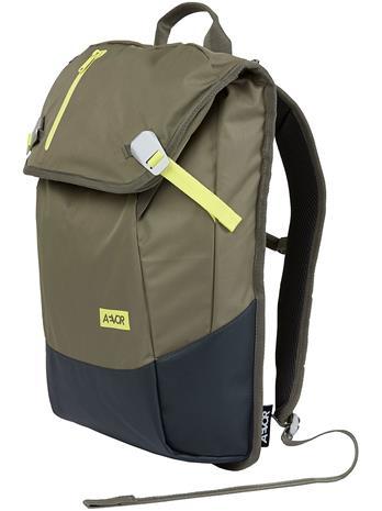 AEVOR Daypack Backpack slant lemon