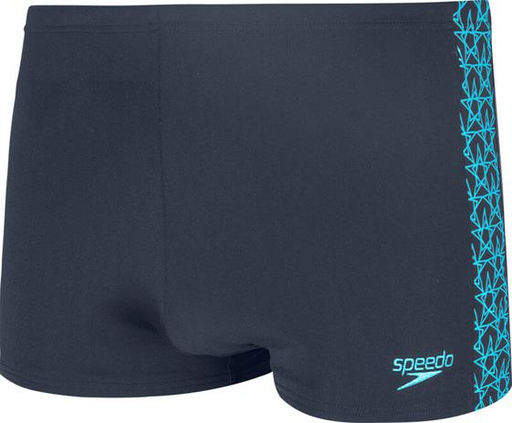 speedo Boomstar Splice Aquashorts Men, true navy/pool