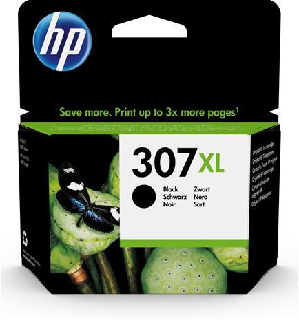 HP 307XL, mustekasetti