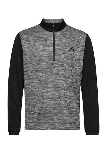 adidas Golf Adi Core 1/4 Z Svetari Collegepaita Musta Adidas Golf BLACK