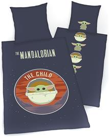 Star Wars - The Mandalorian - The Child (Baby Yoda) - Vuodevaatteet - Unisex - Monivärinen