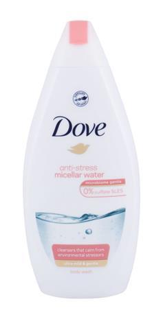 Dove Micellar Water Anti-Stress suihkugeeli 500 ml