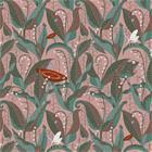 Klaus Haapaniemi Lily of the Valley Mauve tapetti, pinnoittamaton