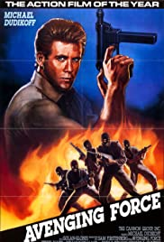 Avenging Force - Limited Edition (1986, Blu-Ray), elokuva