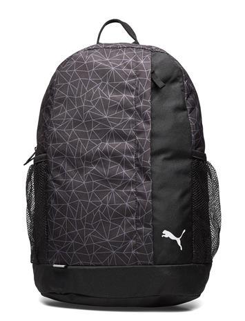 PUMA Puma Beta Backpack Reppu Laukku Musta PUMA PUMA BLACK-AOP