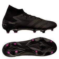 adidas Predator 20.1 FG/AG Dark Motion - Musta/Pinkki