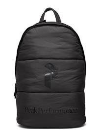 Peak Performance Sw Backpack Fells View Reppu Laukku Musta Peak Performance BLACK