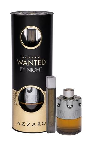 Azzaro Wanted by Night EDP lahjapakkaus miehelle 100 ml