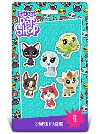 Littlest Pet Shop pyyhekumit