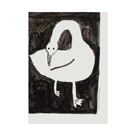 Fine Little Day Swan juliste 40x50 cm