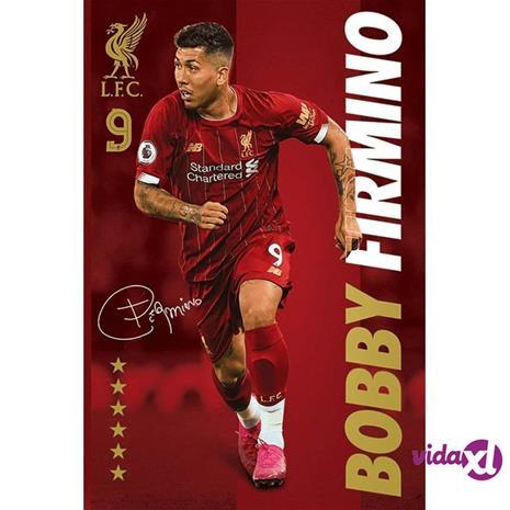 eStore Liverpool FC, Maxi Juliste - Bobby Firmino