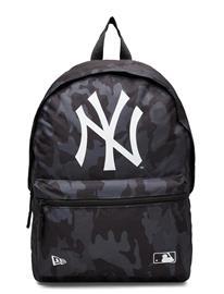 New Era Cram Pack Redux Neyyan Accessories Bags Backpacks Musta New Era NOV