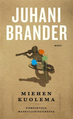 Miehen kuolema (Juhani Brander), kirja