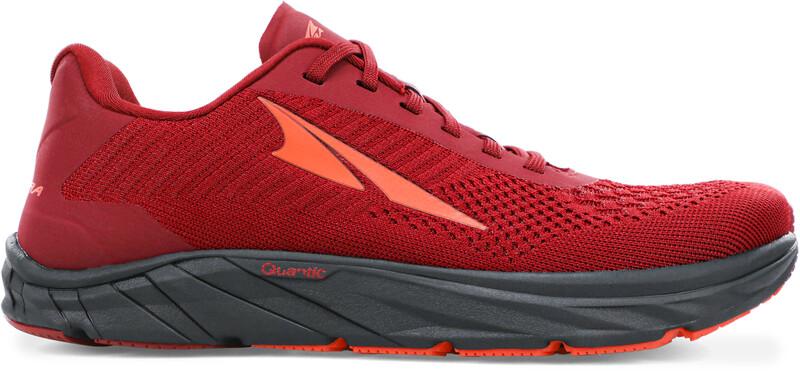 Altra Torin 4.5 Plush Running Shoes Men, dark red