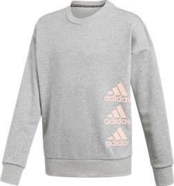 Adidas G MH CREW MEDIUM GREY HEATHE