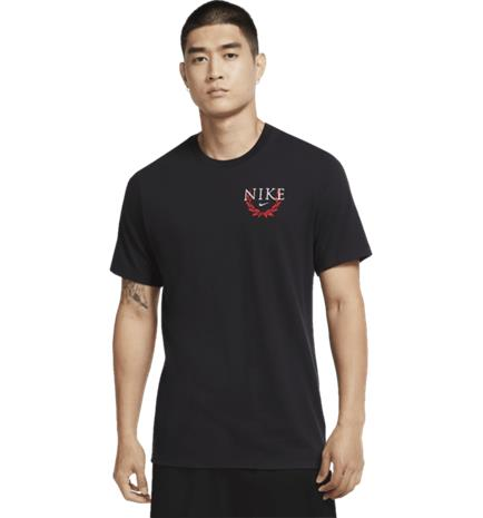 Nike M NK DRY TEE OC HBR SS BLACK