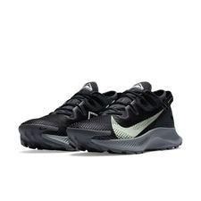 Nike Juoksukengät Pegasus Trail 2 - Musta/Harmaa