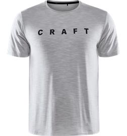 Craft M CORE SENCE SS TEE GREY MELANGE