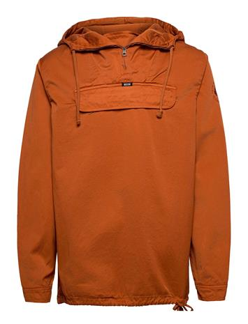 R-Collection Classic Anorak Outerwear Jackets Anoraks Oranssi R-Collection ORANGE