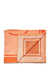 GANT Gant Beachtowel 70x140 Swimwear Beach Towels Oranssi GANT PALE CORAL