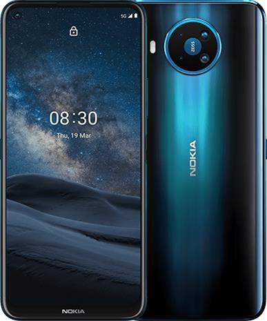 Nokia 8.3 5G 128GB 8GB RAM, puhelin