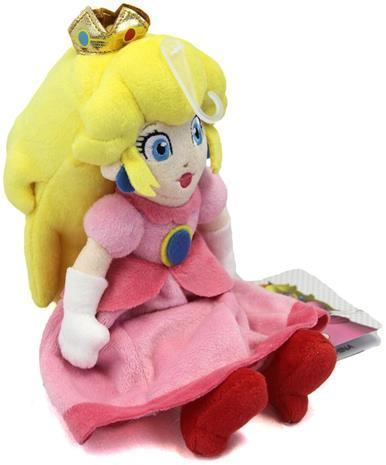 Little Buddy Super Mario Bros Princess Peach Pehmo 25cm