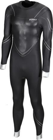 Zone3 Valour Wetsuit Men, black/silver