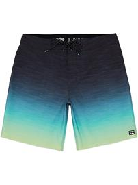 Billabong All Day Fade Pro Boardshorts citrus Miehet