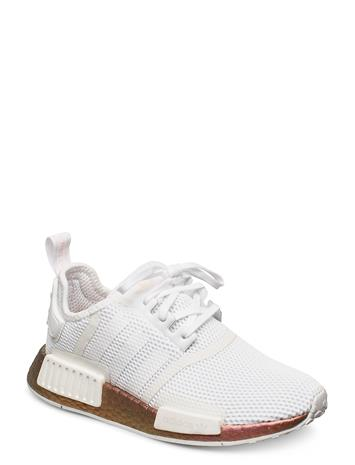 adidas Originals Nmd_r1 J Tennarit Sneakerit Kengät Valkoinen Adidas Originals FTWWHT/FTWWHT/SUPCOL
