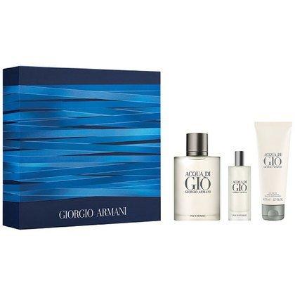 Giorgio Armani Acqua di Gio Homme EDT lahjapakkaus miehelle 100 ml