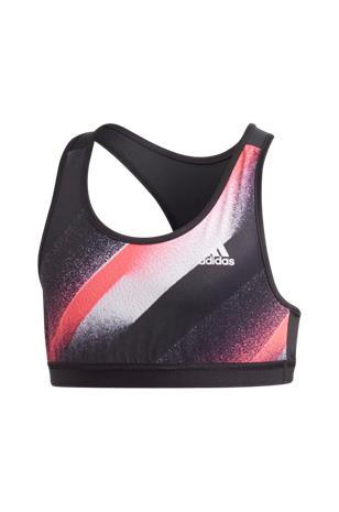 adidas Sport Performance Urheilutoppi Unleash Confidence Bra Top