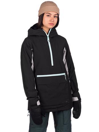 Coal Olympus Jacket anthracite / gray / glass Naiset