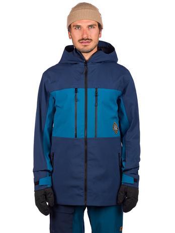 Coal Alkili Jacket dress blues / moracan blue Miehet