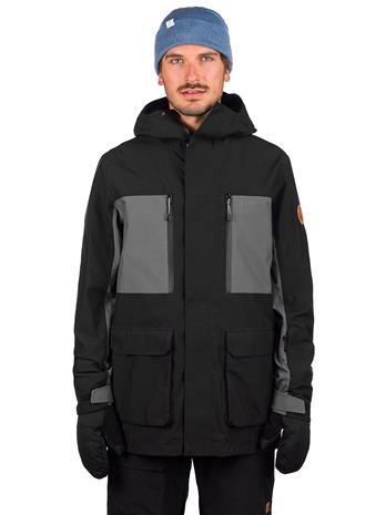Coal Belknap Jacket anthracite / castle rock Miehet