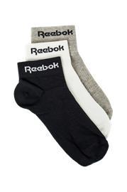 Reebok Performance Nilkkasukat Act Core Ankle Sock, 3 paria