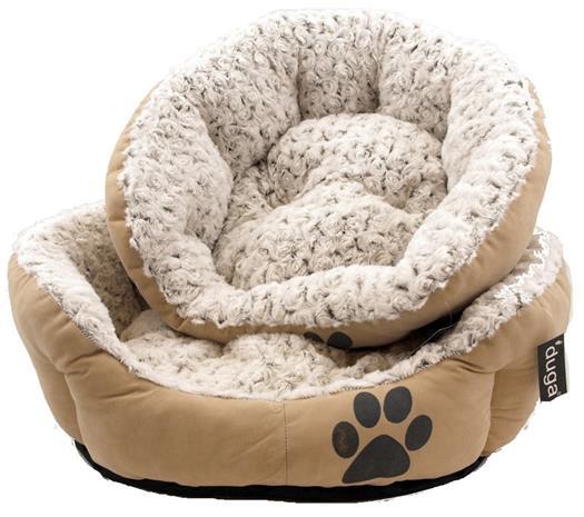 Kori lemmikkieläinten turkis tyyny 45x38x18 kissakoira