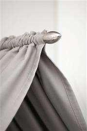 Hasta, vuodekatos, metallitangot 3 x 65 cm