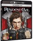 Resident Evil 1-6 Movie Collection (4K UHD + Blu-Ray). elokuva