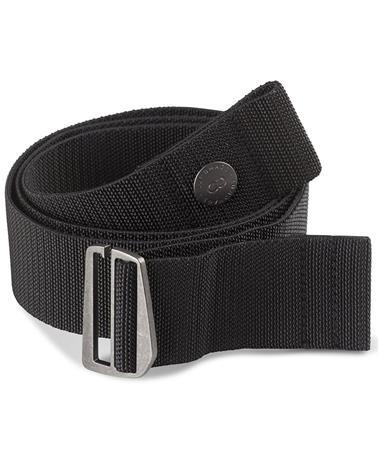 Lundhags Elastic Belt - Vyöt - Musta - L / XL