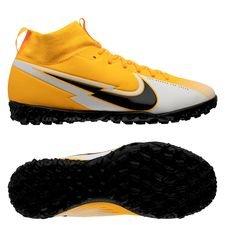 Nike Mercurial Superfly 7 Academy TF Daybreak - Oranssi/Musta/Valkoinen Lapset