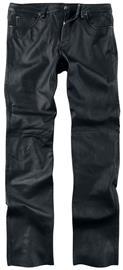 Gipsy - GBJeans LNTV - Nahkahousut - Miehet - Musta