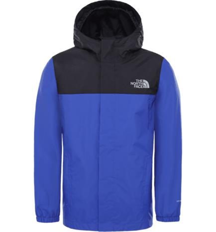 The North Face J RESOLVE REFLECTIVE JACKET TNF BLUE