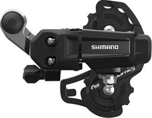 Shimano Tourney RD-TY200 Rear Derailleur 6/7-speed Short, Polkupyörien varaosat